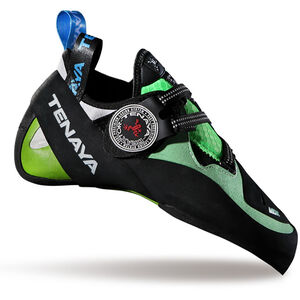 Tenaya Mundaka Climbing Shoes green-black green-black