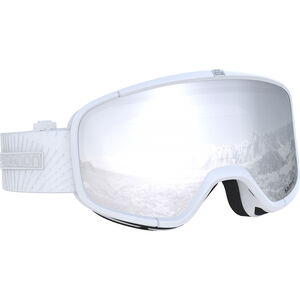 Salomon Four Seven Goggles white white