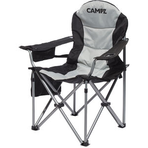 CAMPZ Deluxe Arm Chair black black