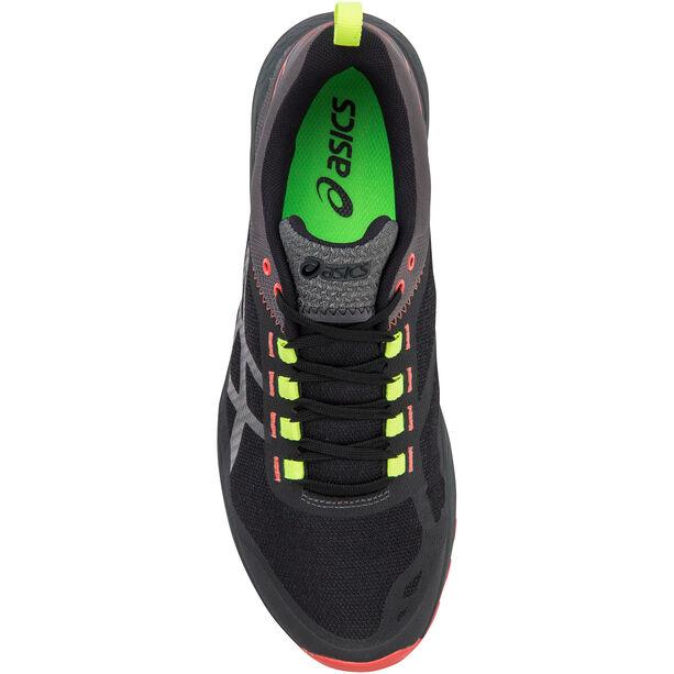 asics M's FujiLyte XT Shoes Herr dark grey/carbon