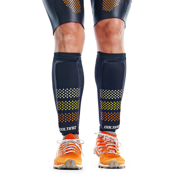 Colting Wetsuits Extrema float Swimcalfs black