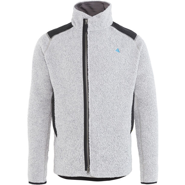 Klättermusen Skoll Zip Jacket Herr light grey
