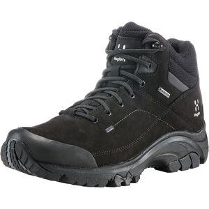 Haglöfs Ridge Mid GT Shoes Dam true black true black