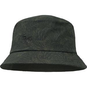 Buff Trek Bucket Hat checkboard moss green checkboard moss green