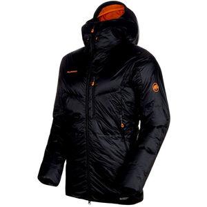 Mammut Eigerjoch Pro IN Hooded Jacket Herr Black Black