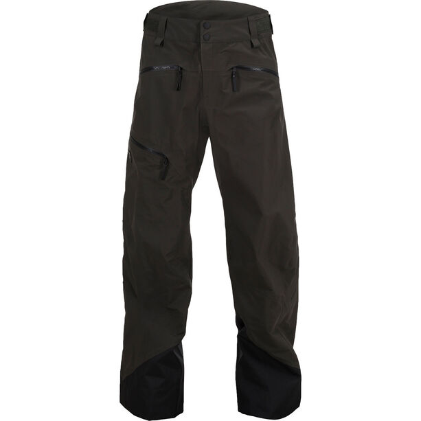 Peak Performance Tetonp Active Ski Pants Herr olive extreme