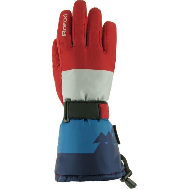 Roeckl Arlberg Gloves Barn red