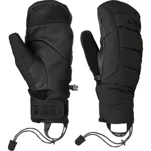 Outdoor Research Stormbound Mittens black black