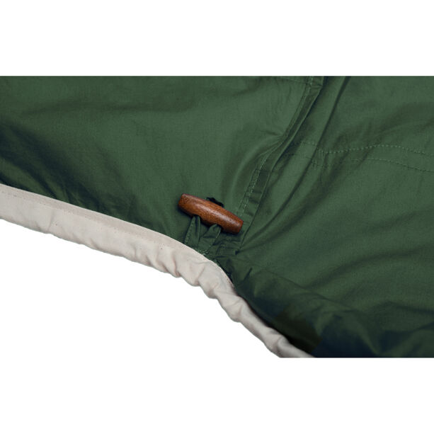 Grüezi-Bag Biopod DownWool Nature Sleeping Bag basil green
