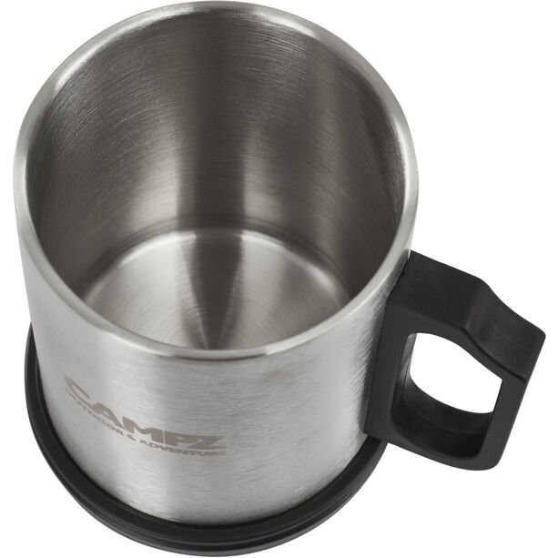 CAMPZ Thermo Mug Steel 400ml
