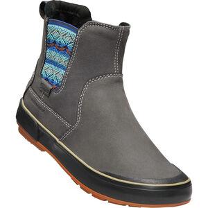 Keen Elsa II Chelsea WP Shoes Dam steel grey/rave steel grey/rave