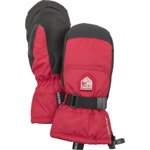 Hestra GORE-TEX Gauntlet Mittens Barn red red