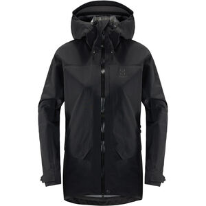 Haglöfs Grym Evo Jacket Dam True Black True Black