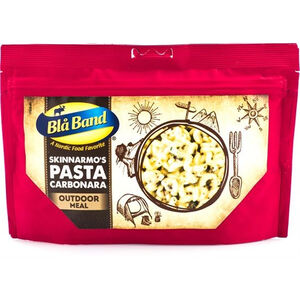 Bla Band Outdoor Meal Pasta Carbonara