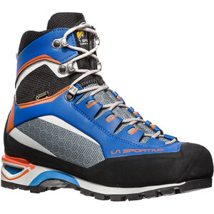 La Sportiva Trango Tower GTX Shoes Dam marine blue/lily orange marine blue/lily orange