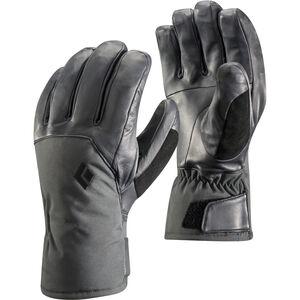 Black Diamond Legend Gloves Dam smoke smoke