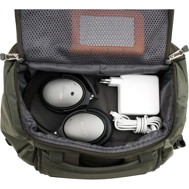 Douchebags The Carryall Duffle Bag 65l pine green