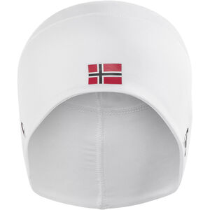 Odlo Polyknit Fan Warm Hat white-norwegian flag white-norwegian flag