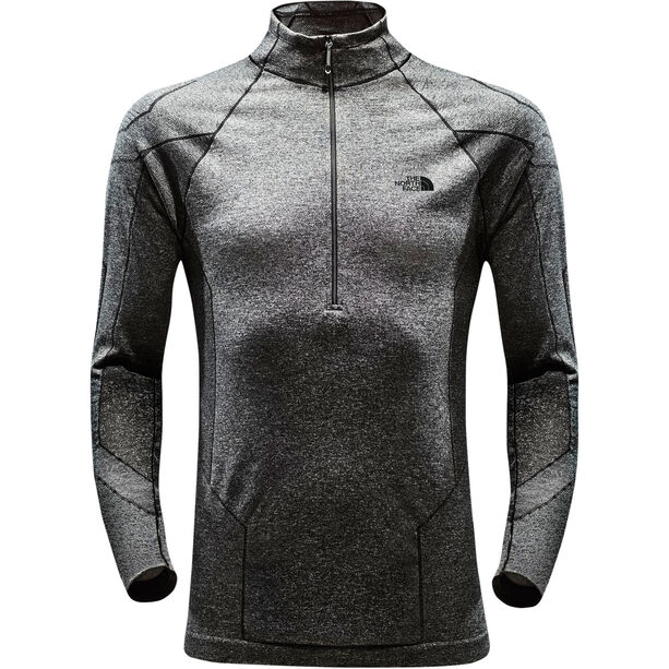 The North Face Summit L1 Top Herr tnf black heather