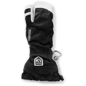 Hestra Army Leather Heli 3-Finger svart svart