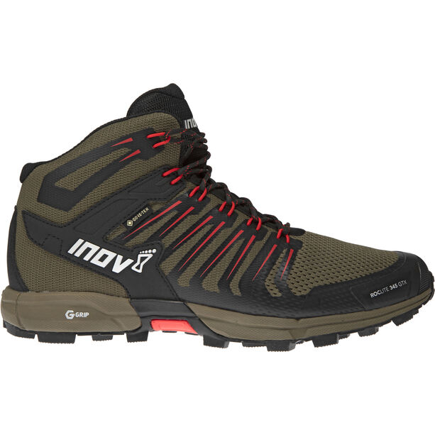 inov-8 Roclite 345 GTX Shoes Herr brown/red