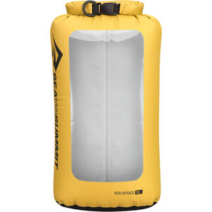 Sea to Summit View Dry Sack 13l yellow yellow