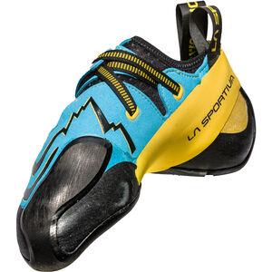 La Sportiva Futura Climbing Shoes Herr blue/yellow blue/yellow