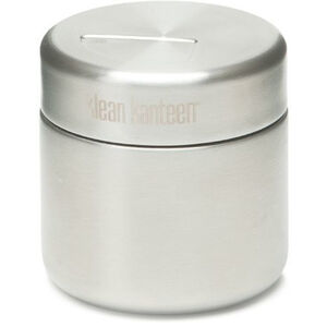 Klean Kanteen Food Canister 8oz (237 ml) stainless (borstad finish) stainless (borstad finish)