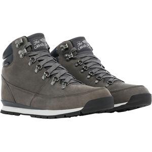 The North Face Back-To-Berkeley Redux Leather Shoes Herr zinc grey/ebony grey zinc grey/ebony grey