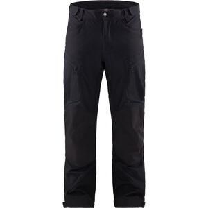 Haglöfs Rugged Mountain Pants Herr true black solid true black solid