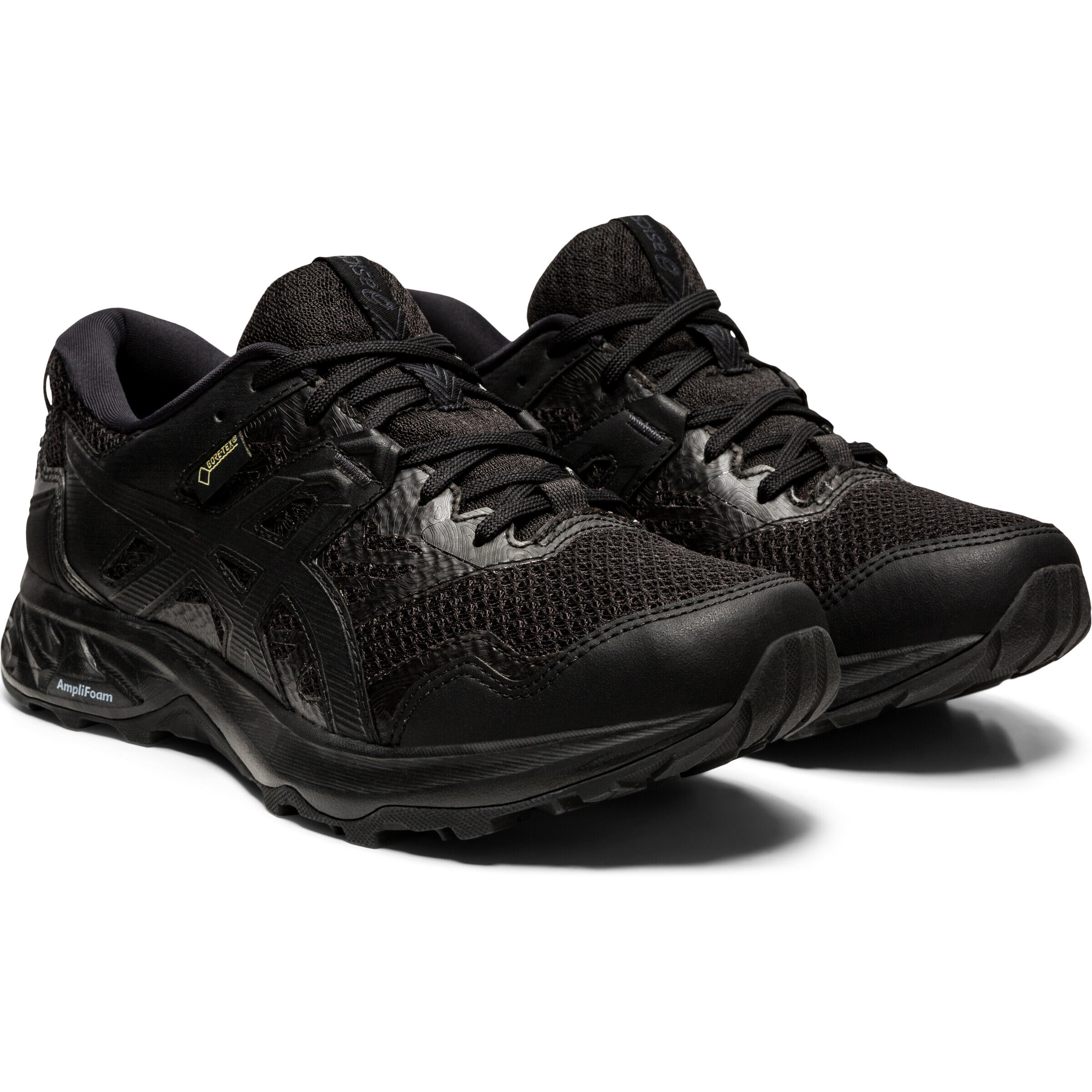 asics Gel Sonoma 5 G Tx Shoes Women blackblack