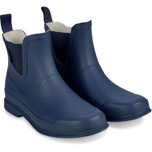 Tretorn Eva Låg Rubber Boots Women Dam navy navy