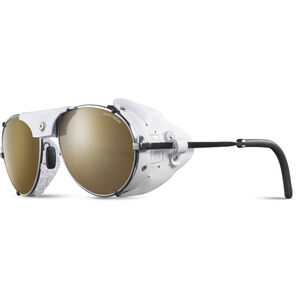 Julbo Cham Spectron 4 Sunglasses chrome/white-brown flash silver chrome/white-brown flash silver