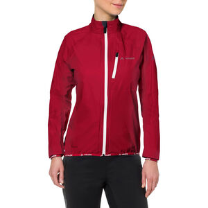 VAUDE Drop III Jacket Dam indian red indian red