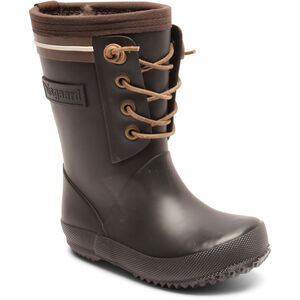bisgaard Lace Thermo Rubber Boots Barn Black Black