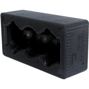 Blackroll Block black black