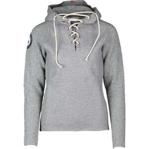 Amundsen Sports Boiled Laced Hoodie Herr light grey light grey