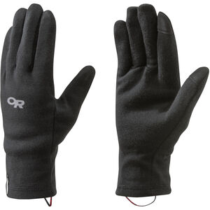Outdoor Research Woolly Sensor Liners black black