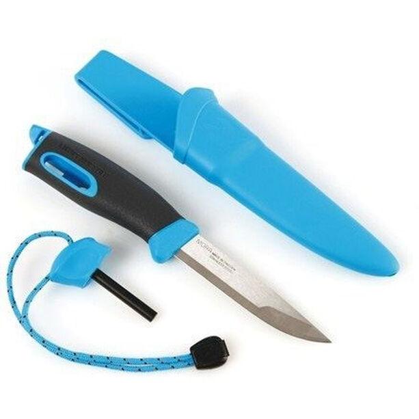 Light My Fire Swedish FireKnife cyan blue