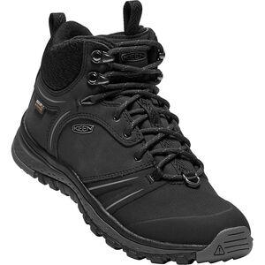 Keen Terradora Wintershel Shoes Dam black/magnet black/magnet