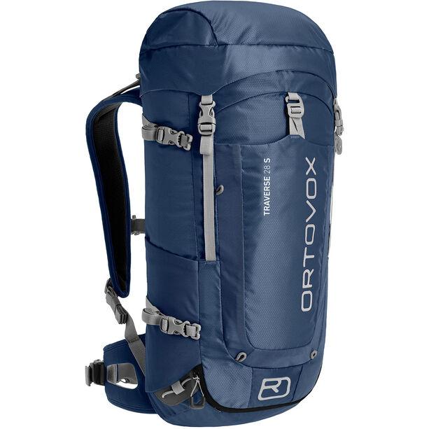 Ortovox Traverse 28 S Alpine Backpack night blue