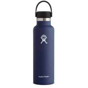 Hydro Flask Standard Mouth Flex Bottle 621ml cobalt cobalt