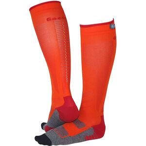 Gococo Compression Superior Air Socks orange orange