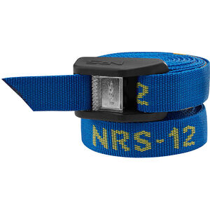 "NRS 1"" HD Buckle Bumber Stap 12"" blue blue"