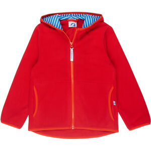 Finkid Paukku Jacket Barn red/grenadine red/grenadine