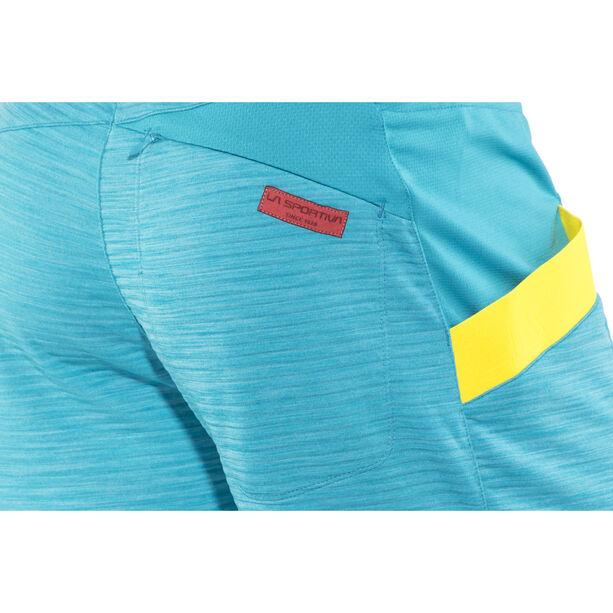 La Sportiva Force Shorts Herr tropic blue