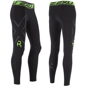 2XU Refresh Recovery Tights Dam black/nero black/nero