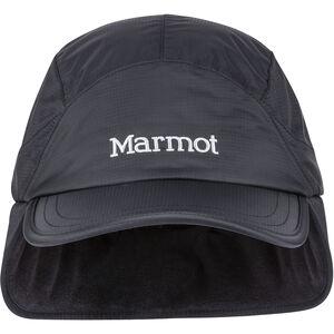 Marmot PreCip Eco Insulated Baseball Cap black black