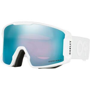 Oakley Line Miner Snow Goggles Herr factory pilot whiteout/prizm sapphire iridium factory pilot whiteout/prizm sapphire iridium