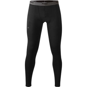 Bergans Akeleie Tights Herr Black Black